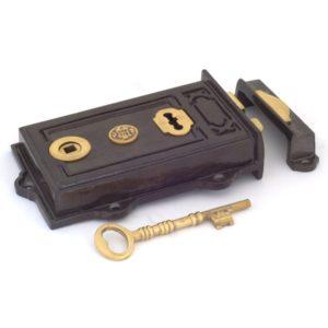 Rim Locks & Latches