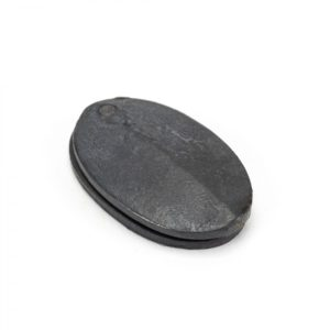 Beeswax Oval Escutcheon & Cover Home Refresh 2020