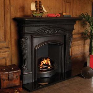 Buckingham Cast Iron Fireplace Surround Home Refresh 2020