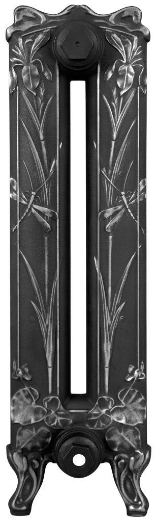 Cast Iron Radiator Dragonfly Highlighted