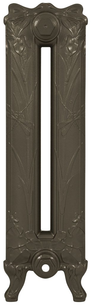 Cast Iron Radiator Dragonfly Willow Green