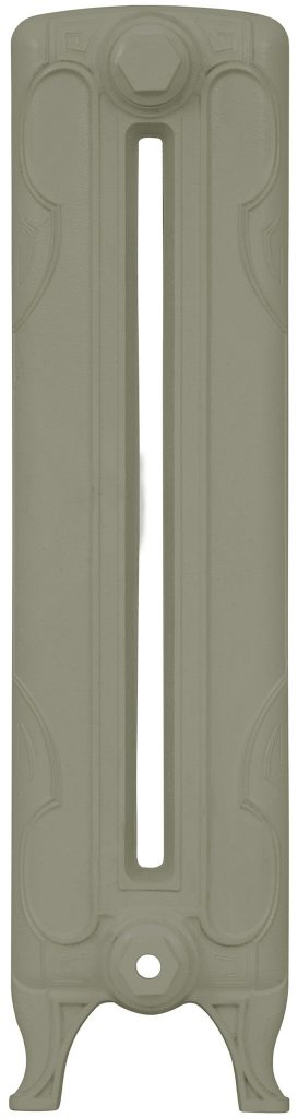 Cast Iron Radiators Liberty 2col side French Grey