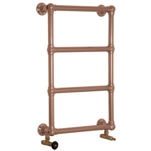 Bassingham Towel Rail (Copper Finish) - 770mm x 500mm Carron_Home Refresh