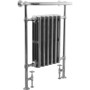 Broughton Towel Rail Chrome - 960mm x 675mm Carron_Home Refresh