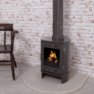 Carron Dante 5kw Cast Iron Wood Burning Stove 1