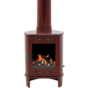 Carron-Dante-5kw-Cast-Iron-Wood-Burning-Stove-Red