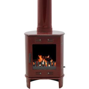 Carron-Dante-5kw-Cast-Iron-Wood-Burning-Stove-Red