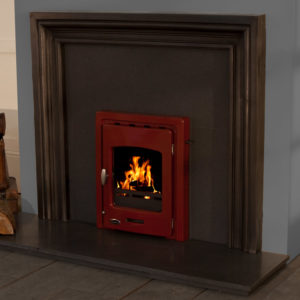 Carron Darwin Inset 4.7KW Cast Iron Wood Burning Stove Main 2
