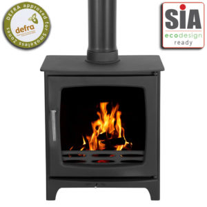 Carron ECO Revolution 5kW Wood Burning Stove Home Refresh 2