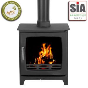 Carron ECO Revolution 5kW Wood Burning Stove Home Refresh 2