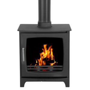 Carron ECO Revolution 5kW Wood Burning Stove Home Refresh