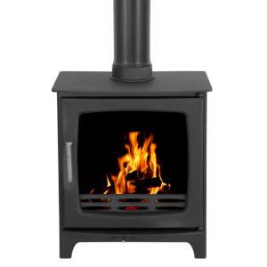 Carron ECO Revolution 5kW Wood Burning Stove Home Refresh