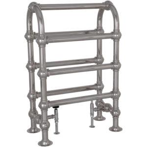 Colossus Horse Steel Towel Rail - 935mm x 625mm (Chrome Finish) Carron_Home Refresh