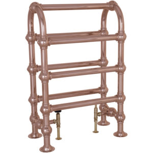 Colossus Horse Steel Towel Rail - 935mm x 625mm (Copper Finish) Carron_Home Refresh