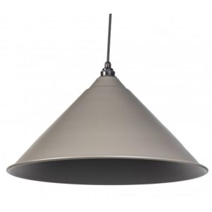 WARM GREY FULL COLOUR HOCKLEY PENDANT FROM THE ANVIL_HOME REFRESH