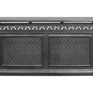 Cast Iron 2 Panel Radiator Cover Carron_Home Refresh