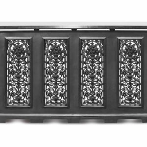 Cast Iron 4 Panel Radiator Cover Carron_Home Refresh