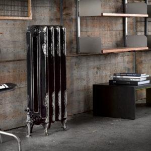 Home Refresh Arroll Art Deco Cast Iron Radiator 649mm