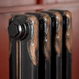 Home Refresh Arroll Art Deco Cast Iron Radiator 869mm