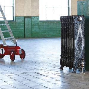 Home Refresh Arroll Cherub Cast Iron Radiators