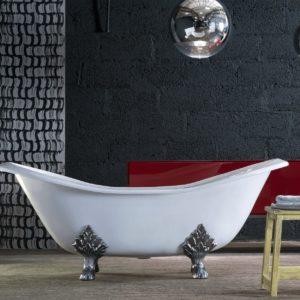 Arroll Cast Iron Free Standing Bath The Villandry
