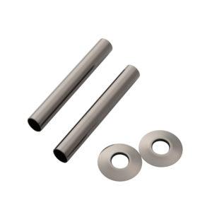 Home Refresh Arroll 130mm Pipe Shroud– Black Nickel