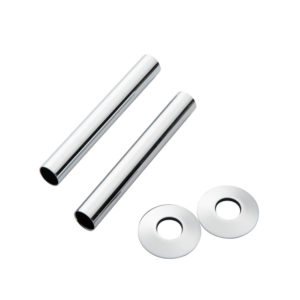 Home Refresh Arroll 130mm Pipe Shroud – Polished Nickel