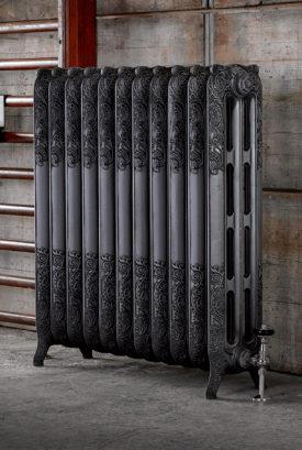 Home Refresh Arroll Rococo 3 Column Cast Iron Radiator