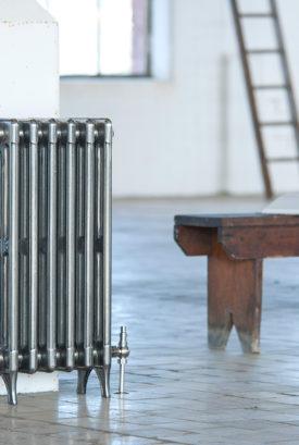 Home Refresh Arroll Victorian 4 Column Cast Iron Radiator