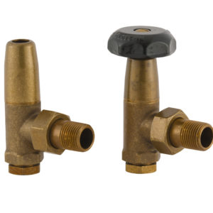 Home Refresh_Arroll UK-12 Manual Cast Iron Radiator Valve – Antique Copper