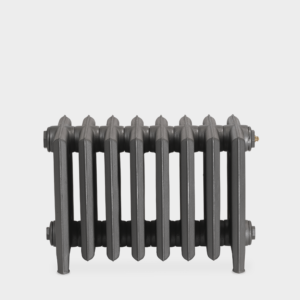 Home Refresh Paladin Churchill 7 Column Cast Iron Radiator Front View