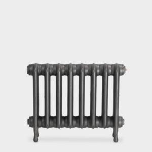 Home Refresh Paladin Clarendon Cast Iron Radiator Front View