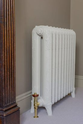 Home Refresh Paladin Piccadilly Cast Iron Radiator 460mm Interior