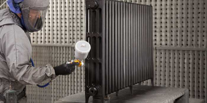 Home Refresh Carron Cast Iron Radiators Made Final-Overspray
