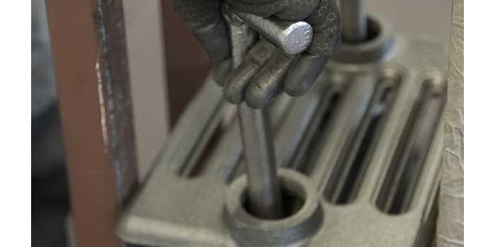 Home Refresh Carron Cast Iron Radiators Made Hand-Assembled